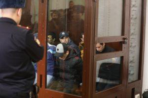 Фигуранта дела о теракте в петербургском метро Аброра Азимова приговорили к пожизненному. Остальным обвиняемым дали от 19 до 28 лет