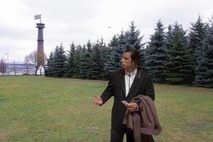 Найдете зиму на этих фотографиях из Петербурга? «Бумага» наглядно показывает, как странно выглядит самый теплый январь в истории города