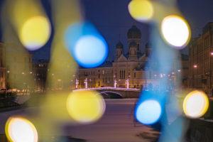 Первые дни января в Петербурге будет плюсовая температура