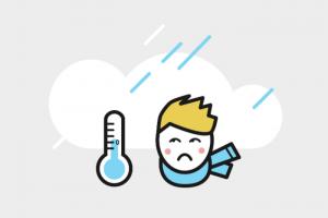 Январь в Петербурге бьет температурные рекорды: таким теплым он не был никогда. Главные цифры — в одной картинке