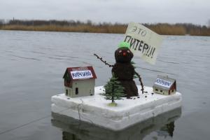 Как в соцсетях шутят про аномально теплую зиму в Петербурге — от мемов про январь без снега до конспирологических теорий про Беглова