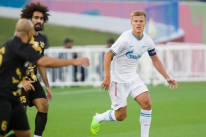 Агент Кокорина заявил, что футболист не переходит в аренду в «Сочи». Ранее договоренность подтвердил гендиректор «Зенита»