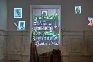 Как выглядит новый музей Бродского в Петербурге. Посмотрите на созданные там проекции и амфитеатр