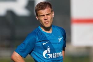 Александра Кокорина переведут в «Зенит-2», сообщил агент футболиста