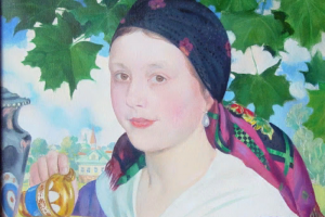 В KGallery пройдет большая выставка «Кустодиев». На ней покажут около 100 работ художника