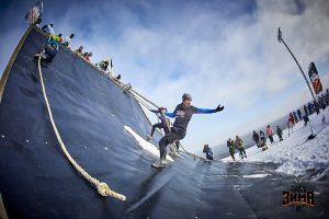 В Петербурге пройдет зимняя «Гонка героев» — с канатами и рукоходами