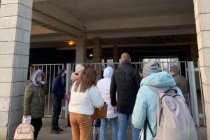 В Петербурге эвакуировали НИИ скорой помощи имени Джанелидзе и Мариинскую больницу