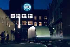 Молодые программисты из Петербурга создали грузовой беспилотник R-shuttle. Вот история шаттла и видео испытаний в «Ленполиграфмаше»