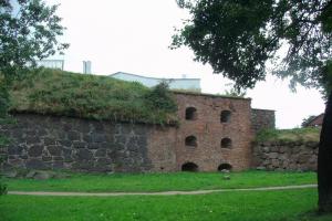 В Выборге отреставрируют часть бастиона «Панцерлакс» — одну из самых длинных оборонительных стен в городе