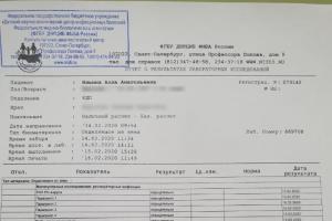 Сбежавшая из Боткина петербурженка сдала анализы на коронавирус. В Роспотребнадзоре заявили, что ее не проверяли на COVID-19