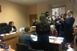 Суд постановил принудительно поместить в Боткина петербурженку Аллу Ильину, сбежавшую из-под коронавирусного карантина