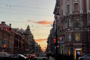 Это карта проходных дворов Петроградского района. Она поможет сократить маршрут