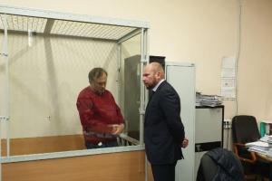 Историку Соколову предъявили обвинение в незаконном хранении оружия