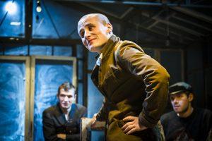 «Активист — это странно, я просто неравнодушный». Актер «Гоголь-центра» Никита Кукушкин — о петербургской публике, гастролях и гражданской позиции на сцене