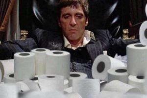 Хорошо ли вы запаслись туалетной бумагой? Проверьте с помощью этого простого счетчика