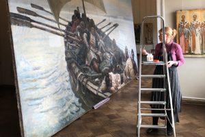 Пустые залы, премьеры без зрителей и онлайн-экскурсии — как живут петербургские музеи и театры, закрытые из-за коронавируса
