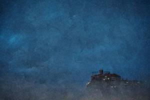 «Сумеречная зона»: Петербург накрыл густой туман — десять фотографий