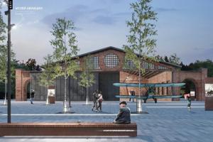 В Гатчине создадут общественное пространство «Аэропарк», часть которого посвятят истории авиации