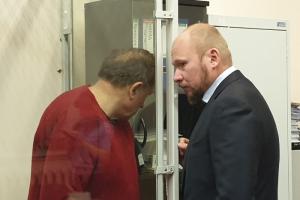 Олегу Соколову предъявили окончательное обвинение — в убийстве и незаконном хранении оружия