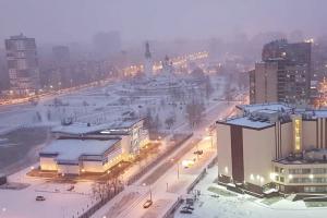 «Весна, ну что же ты так?»: петербуржцы фотографируют, как город засыпало снегом в середине марта