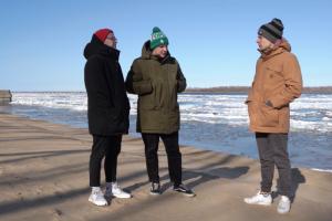 Дудь взял интервью у группы Anacondaz — о работе в Минфине, политике и поэзии