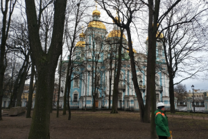 Таврический сад, Казанский сквер и другие парки Петербурга закрыли на просушку на месяц