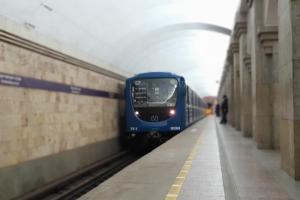 Пассажиропоток в петербургском метро упал почти на 90 % в воскресенье