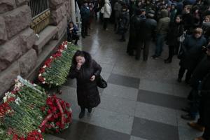 К третьей годовщине теракта в петербургском метро на перроне «Технологического института» установят памятный знак