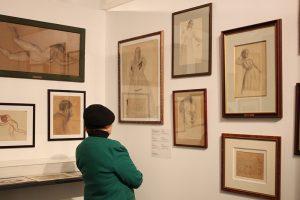 Посмотрите выставку Кустодиева в KGallery — с ожившей картиной, эскизами к работе Репина и фото столетней давности