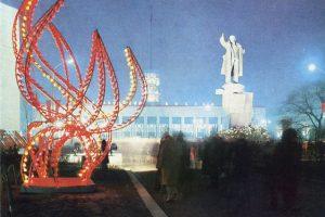 От мастерской Татлина до инсталляции на Карповке, оживающей от ветра: десять точек в Петербурге, связанных с кинетическим искусством