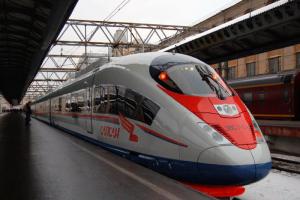 Количество рейсов «Сапсанов» сократили до восьми в день из-за падения спроса