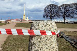 Что закрыли, запретили и ограничили в Петербурге из-за коронавируса