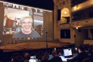 В апреле БДТ запустит масштабный онлайн-проект. В него войдут радиоспектакли, созданные для интернета постановки и виртуальный буфет
