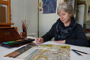 Это реставраторы Русского музея, которые восстанавливают древнерусские иконы, картины Малевича и рисунки на бумаге. Они рассказывают о своей работе и любимых произведениях