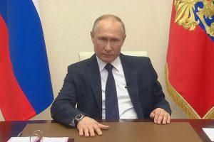Нерабочий месяц и новые полномочия руководителей регионов. Главное из обращения Путина к россиянам