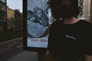 «Можем не повторять?». Петербургский бренд «Нате» выпустил коллекцию футболок ко Дню Победы