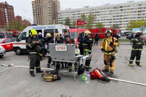 Больница Святого Георгия временно отказалась от аппаратов ИВЛ «Авента-М» — один из них загорелся, в пожаре погибло пять человек