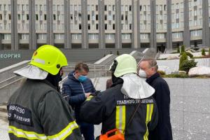 Семьям погибших при пожаре в больнице Святого Георгия выплатят по 1 миллиону рублей. Обновлено