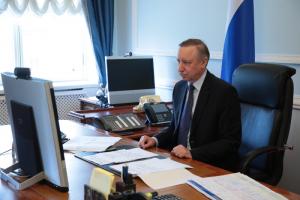 Беглов отчитался, что петербургские медики получили выплаты за работу с COVID-19. Он говорил об этом пять дней назад