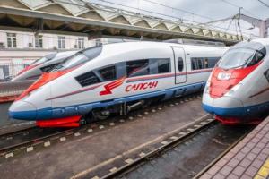 В июне количество «Сапсанов» между Петербургом и Москвой вырастет почти в два раза