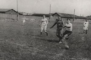 Петербуржцы создали сайт о футболе в блокадном Ленинграде. Там размещены книги, статьи и архивные снимки
