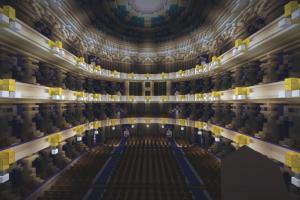 БДТ представил спектакль в Minecraft! В игре воссоздали здание театра с интерьерами и сценой 🏤