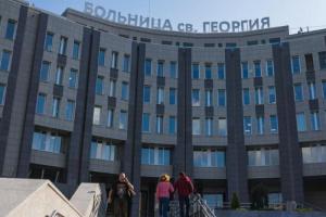 Из больницы Святого Георгия выписали 103-летнюю петербурженку, переболевшую коронавирусом