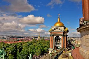 В Петербурге ожидают теплую неделю, температура поднимется до плюс 28 градусов