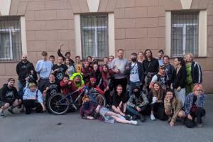 В Петербурге отпустили задержанных после оглашения приговоров по делу «Сети». Они пробыли в отделениях полиции сутки