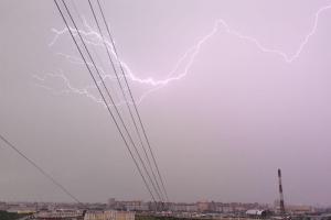 Во вторник в Петербурге ожидается сильный ветер. Порывы будут достигать 23 м/с