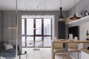 Панорамные окна или открытая терраса: какую квартиру выбрать в Петербурге, чтобы в ней было светло