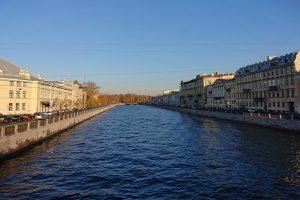 В конце недели в Петербурге похолодает до +20 градусов