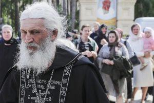 История отца Сергия, захватившего монастырь