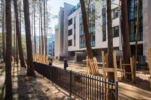 На месте советских корпусов «Сестрорецкого курорта» построили элитное жилье. Что известно о будущем санатория на берегу залива